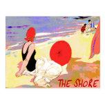 Jersey Shore Vintage Postcard at Zazzle