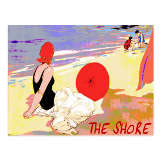 Jersey Shore Vintage Post Cards
