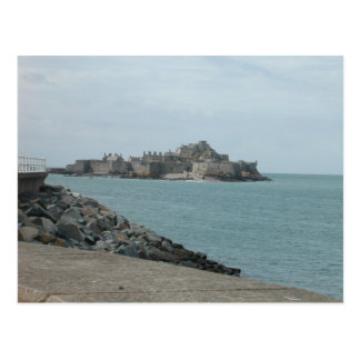 Jersey - St Helier - Isabel Castle AT Sea