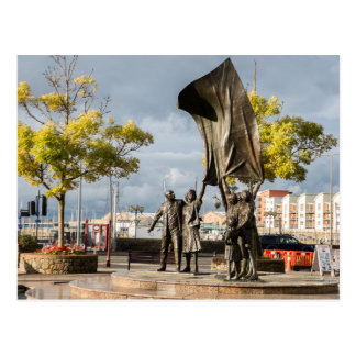 Jersey - St Helier - Liberación Plaza