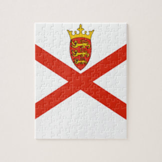 Jersey (UK) Flag Puzzles