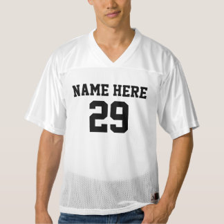 Jerseys personalizados del fútbol para los hombres