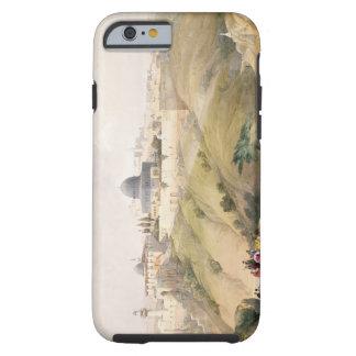 Jerusalem, April 9th 1839, plate 16 from Volume I Tough iPhone 6 Case