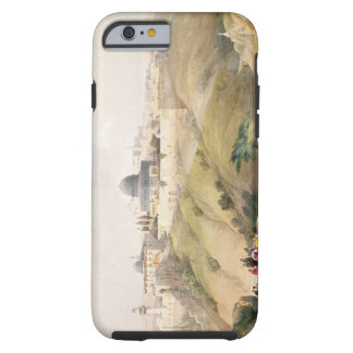 Jerusalem, April 9th 1839, plate 16 from Volume I Tough iPhone 6 Case