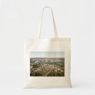 Jerusalem around 1900 tote bag