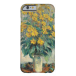 Jerusalem Artichoke Flowers, 1880 (oil on canvas) Barely There iPhone 6 Case