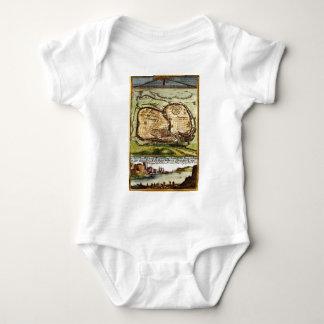 Jerusalem Baby Bodysuit