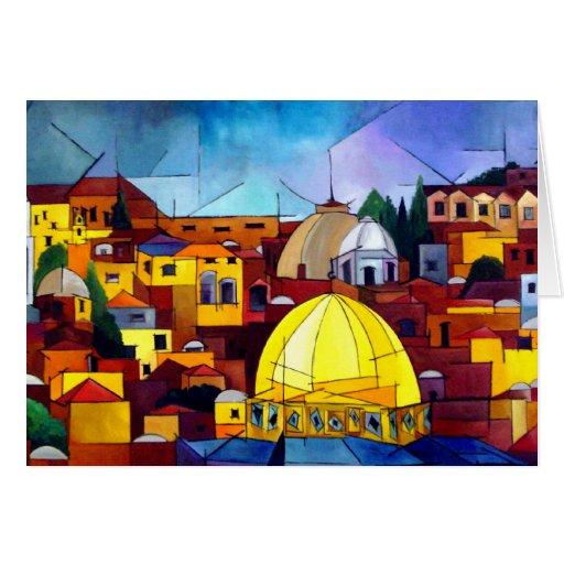 Jerusalem Cards