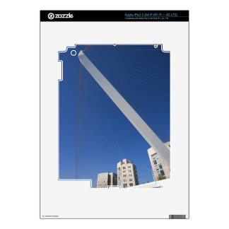 Jerusalem Chords Bridge iPad 3 Skin