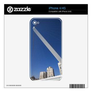 Jerusalem Chords Bridge iPhone 4S Skin