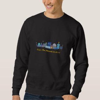 Jerusalem City of David Bar Mitzvah Sweatshirt