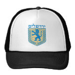 Jerusalem Coat of Arms Hats