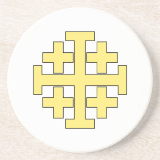 Jerusalem Cross Coaster