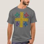 Jerusalem Cross shirt