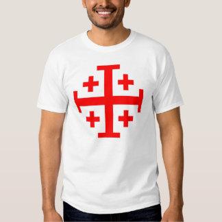 Jerusalem Cross Shirts