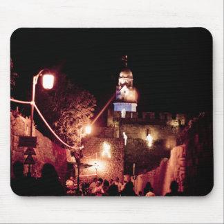 Jerusalem Festival of Light Mouse Pad