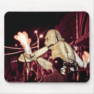 Jerusalem Festival of Light Mouse Pads