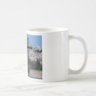 Jerusalem for Christians Classic White Coffee Mug
