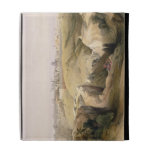 Jerusalem from the Mount of Olives, April 8th 1839 iPad Case