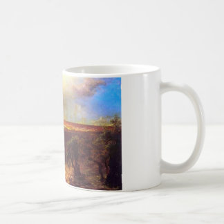 Jerusalem from the Mount of Olives by Frederick Ed Coffee Mug