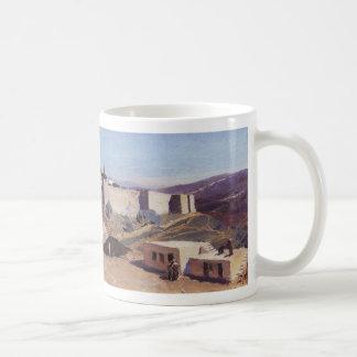 Jerusalem from the west. Jaffa Gate Coffee Mug