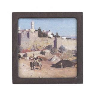 Jerusalem from the west. Jaffa Gate Gift Box