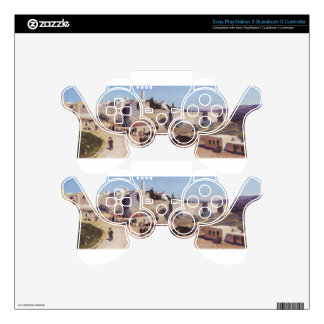 Jerusalem from the west. Jaffa Gate PS3 Controller Decals
