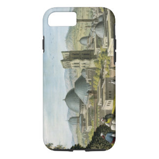 Jerusalem from the West, pub. by William Watts, 18 iPhone 8/7 Case
