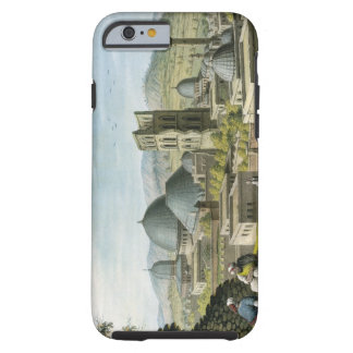 Jerusalem from the West, pub. by William Watts, 18 Tough iPhone 6 Case