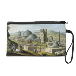 Jerusalem from the West, pub. by William Watts, 18 Wristlet