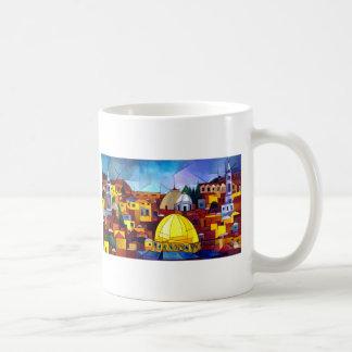 JERUSALEM HEART COFFEE MUG
