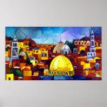 JERUSALEM HEART POSTERS