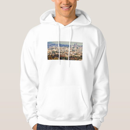 Jerusalem hooded sweatshirt