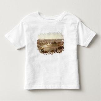 Jerusalem in her Grandeur, engraved by Charles Mot Toddler T-shirt