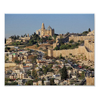 Jerusalem Israel Canvas Print