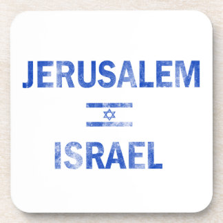 Jerusalem Israel Designs Coaster