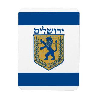 Jerusalem, Israel Rectangular Photo Magnet