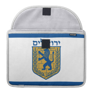 Jerusalem, Israel Sleeve For MacBooks
