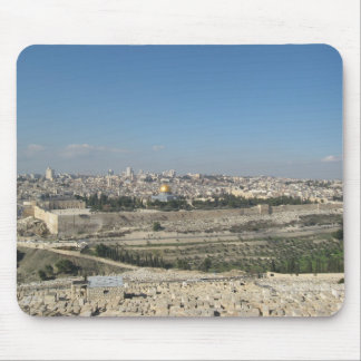 Jerusalem mousepad