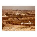 Jerusalem of Gold Postcards