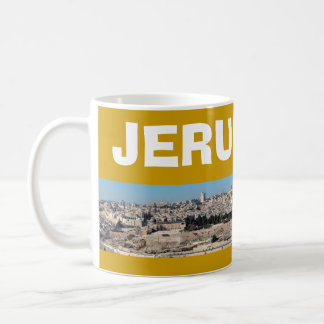 JERUSALEM* Panoramic Mug
