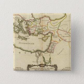 Jerusalem Pinback Button