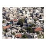 Jerusalem Post Card