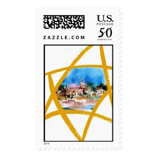 Jerusalem Postage