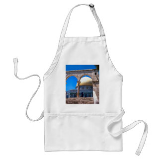 Jerusalem, the Dome of the Rock Adult Apron
