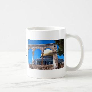 Jerusalem, the Dome of the Rock Classic White Coffee Mug