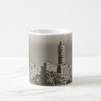Jerusalem Tower of David Coffee Mug