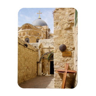 Jerusalem Via Dolorosa Station IX of the Cross Magnet