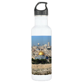 Jerusalem Water Bottle