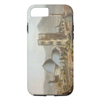 Jerusalem with the Church of the Holy Sepulchre, p iPhone 8/7 Case